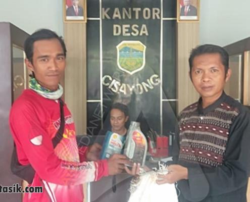 Pelayanan Desa Dibayar Sampah