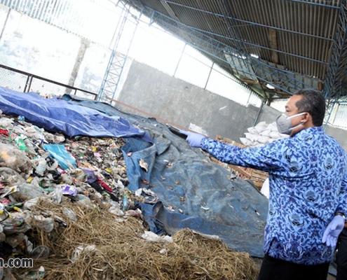 Pemkot Bandung Jajaki Pengelolaan Sampah Jadi Batu Bara