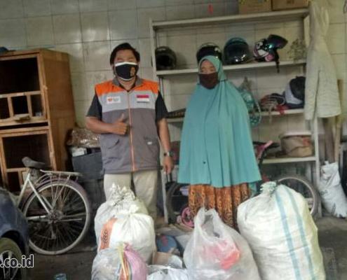 Bank Sampah Layani Angkut Sampah Warga